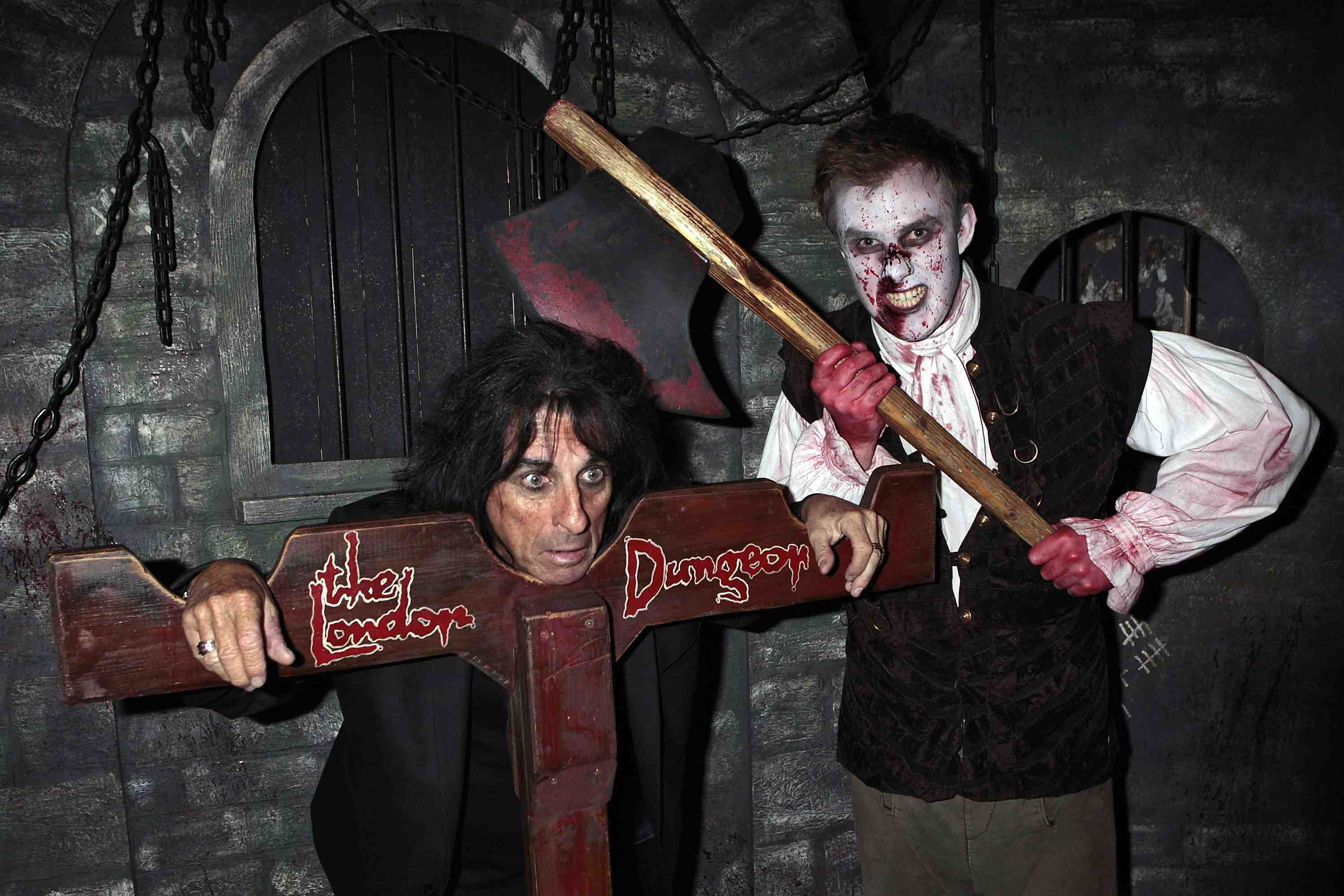 Win A Family Ticket To London Dungeons A Boy With Asperger S