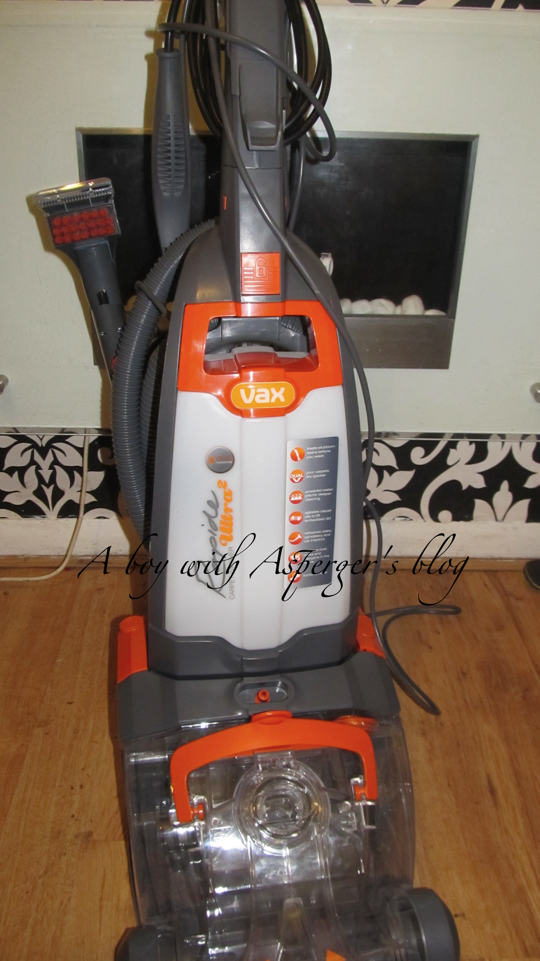 review of the vax w90 ru p rapide ultra 2 a boy with asperger s rh aspergersinfo wordpress com VAX Carpet Shampoo VAX Carpet Washer