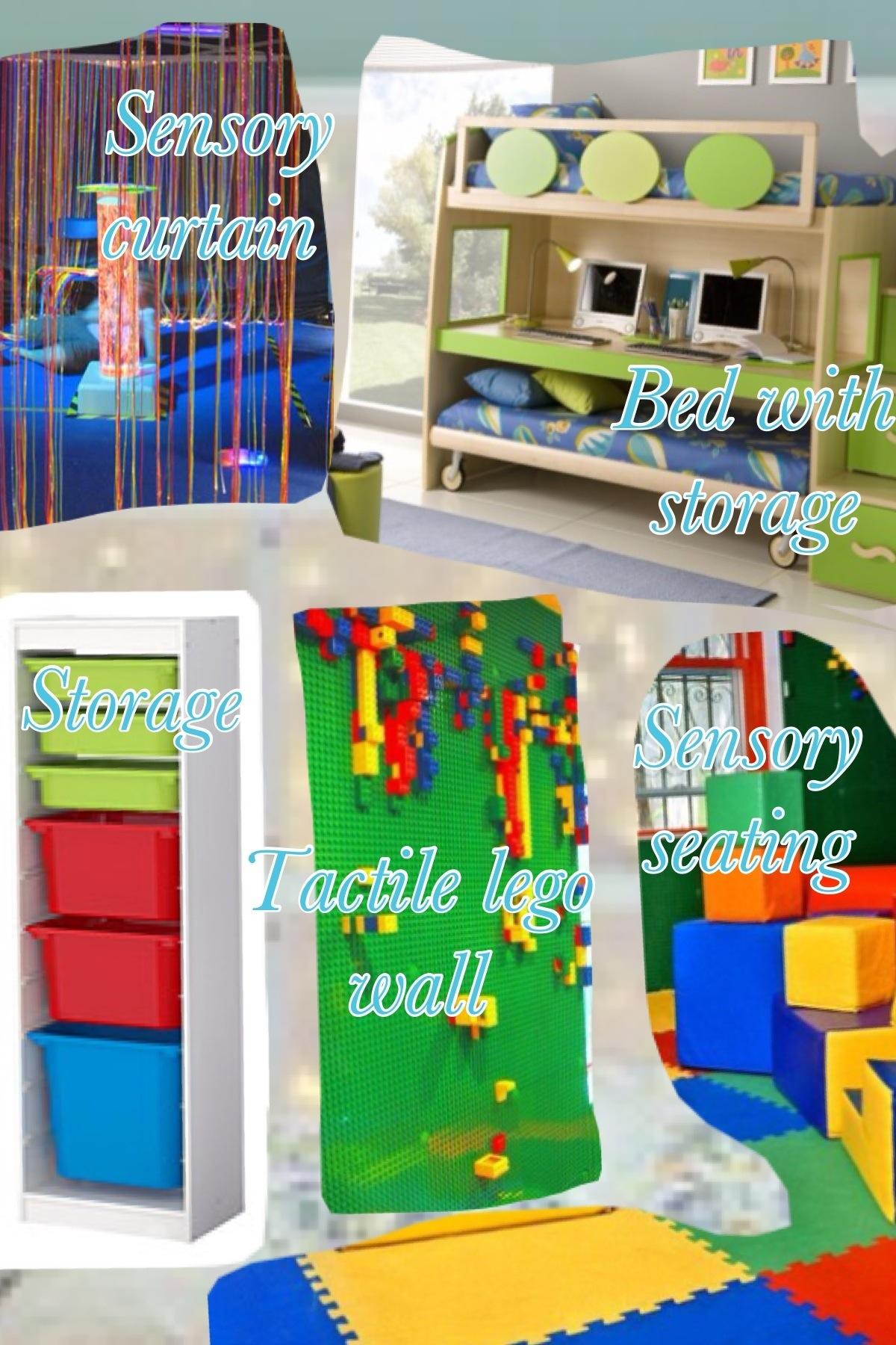 Sensory Room A Boy With Asperger 39 S